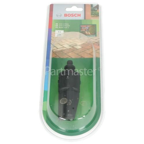 Bosch Pressure Washer AQT 3 In 1 Nozzle