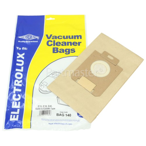 Elin E15 E40 E200 & E200B Dust Bag (Pack Of 5) - BAG140