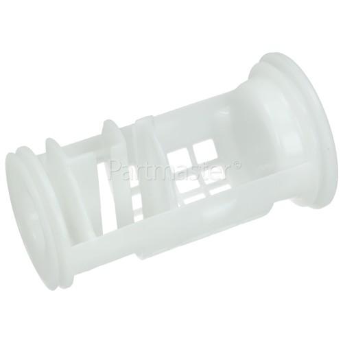 Electrolux EWG12450W Drain Pump Filter Body