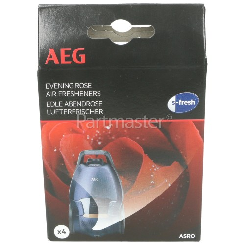 AEG S-fresh™ Evening Rose Air Freshener - Pack Of 4