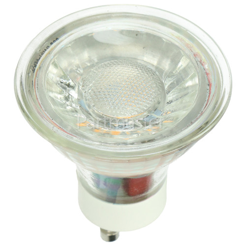 TCP 5.1W GU10 LED Non-Dimmable Lamp (Warm White) 50W Equivalent