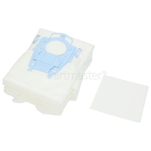 Siemens MegaAir SuperTEX P Paper Bag (Box Of 4)