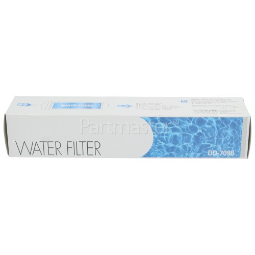 Bosch Neff Siemens DD7098 External Water Filter Cartridge