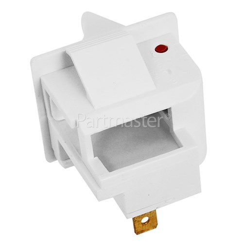 Becken Fridge Interior Light Switch (2 PIN) 5E4 25T85 250VAC 2.5A