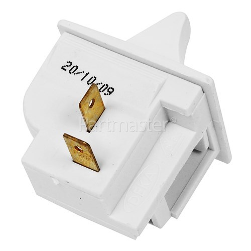 Becken BM250SL Fridge Interior Light Switch (2 PIN) 5E4 25T85 250VAC 2.5A