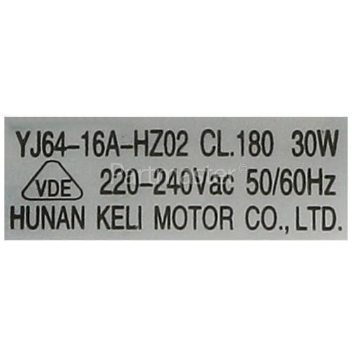 Hotpoint Oven Fan Motor : Plaset Or Hunan Keli YJ64-16A-HZ02 30W 240V Ac