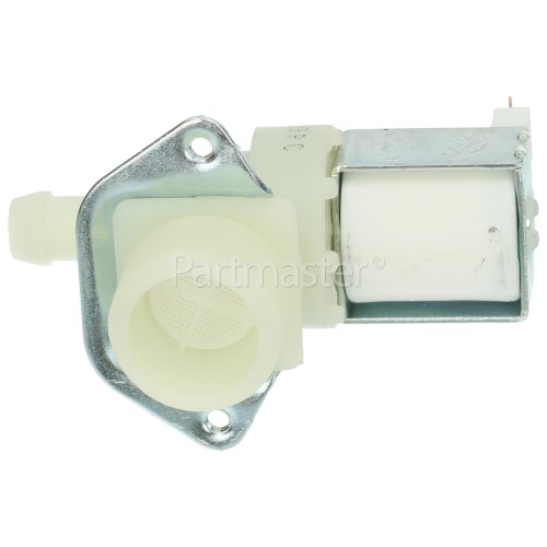 Cold Water Single Inlet Solenoid Valve : 90Deg. With 12 Bore Outlet