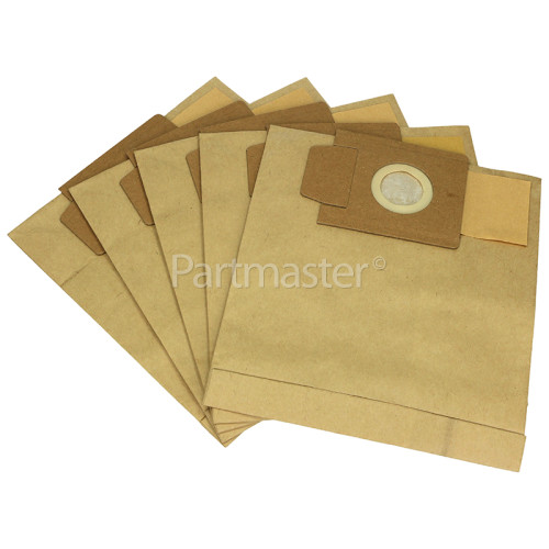 01 & 87 Vacuum Dust Bag (Pack Of 5) - BAG151