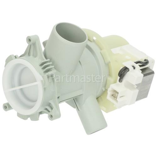 Beko Drain Pump Assembly : Arcelik SPW165250e31p 25w