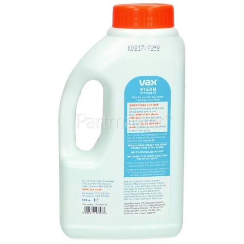 Vax Steam Mop Steam Detergent - 500ml