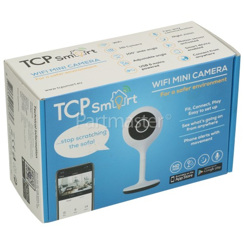 TCP Smart WiFi 720P Mini Motion Sensor Camera