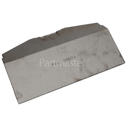 Coalbrookdale Throat Restrictor Plate