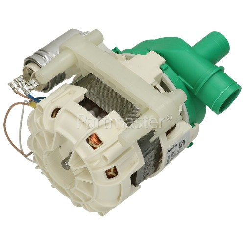 Hi-Tech Recirculation Wash Pump Motor: Nidec Sole 206731180 16. 090. 0218. 03 100W 2600RPM