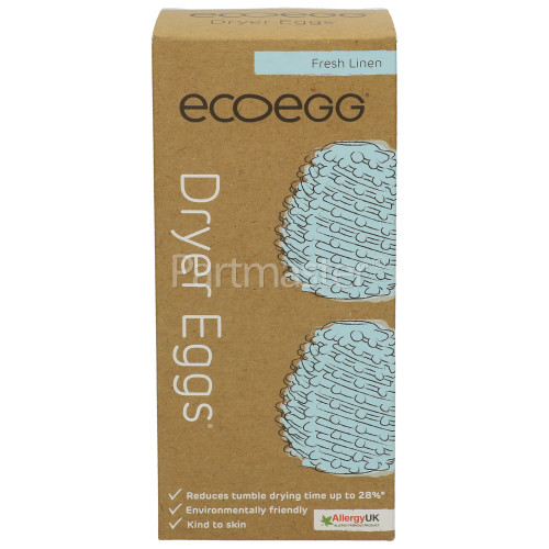 Ecoegg Fresh Linen Tumble Dryer Egg Shaped Dryer Balls