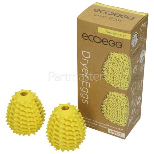 Ecoegg Fragrance Free Tumble Dryer Egg Shaped Dryer Balls