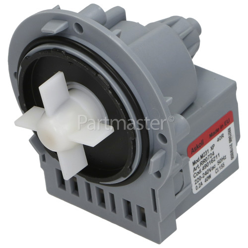 Beko Compatible Washing Machine Drain Pump : Askoll M231 XP ( M224 XP )