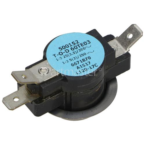 Miele Thermostat 120 Deg