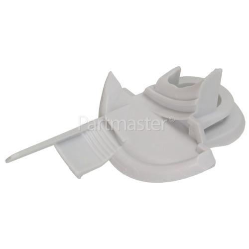 Bosch Drain Pump Cover - Grey