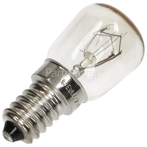 Bauknecht Universal 25W Oven Lamp SES/E14 240V