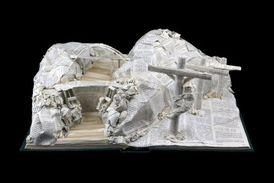 Book Sculpture_Salt River Project_View 5