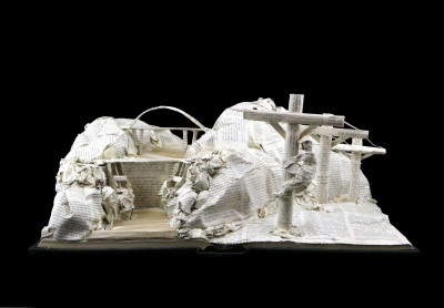 Book Sculpture_Salt River Project_View 4