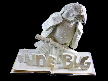 Junebug_Custom_Book_Sculpture_21