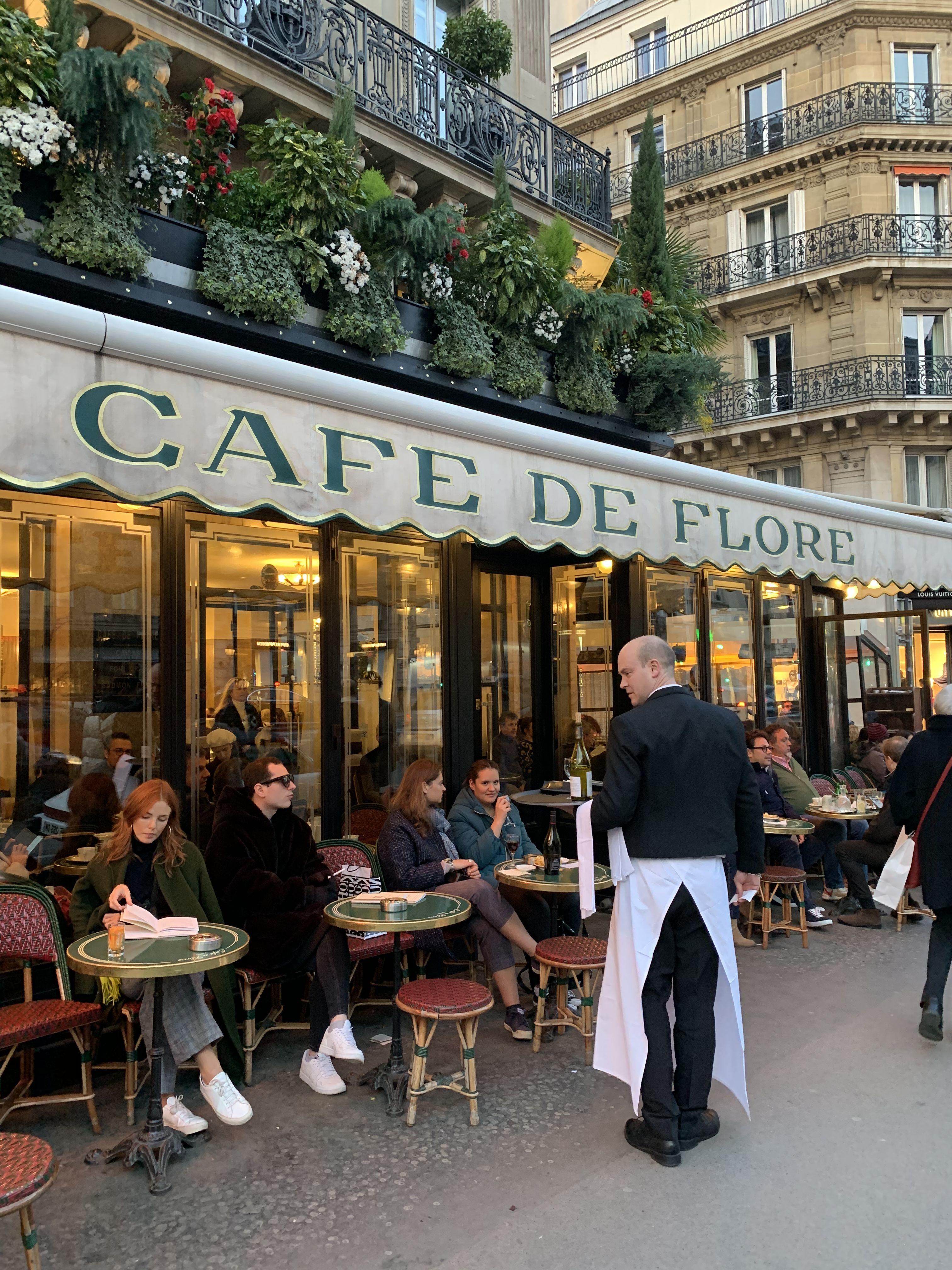 Cafe De Flora Paris