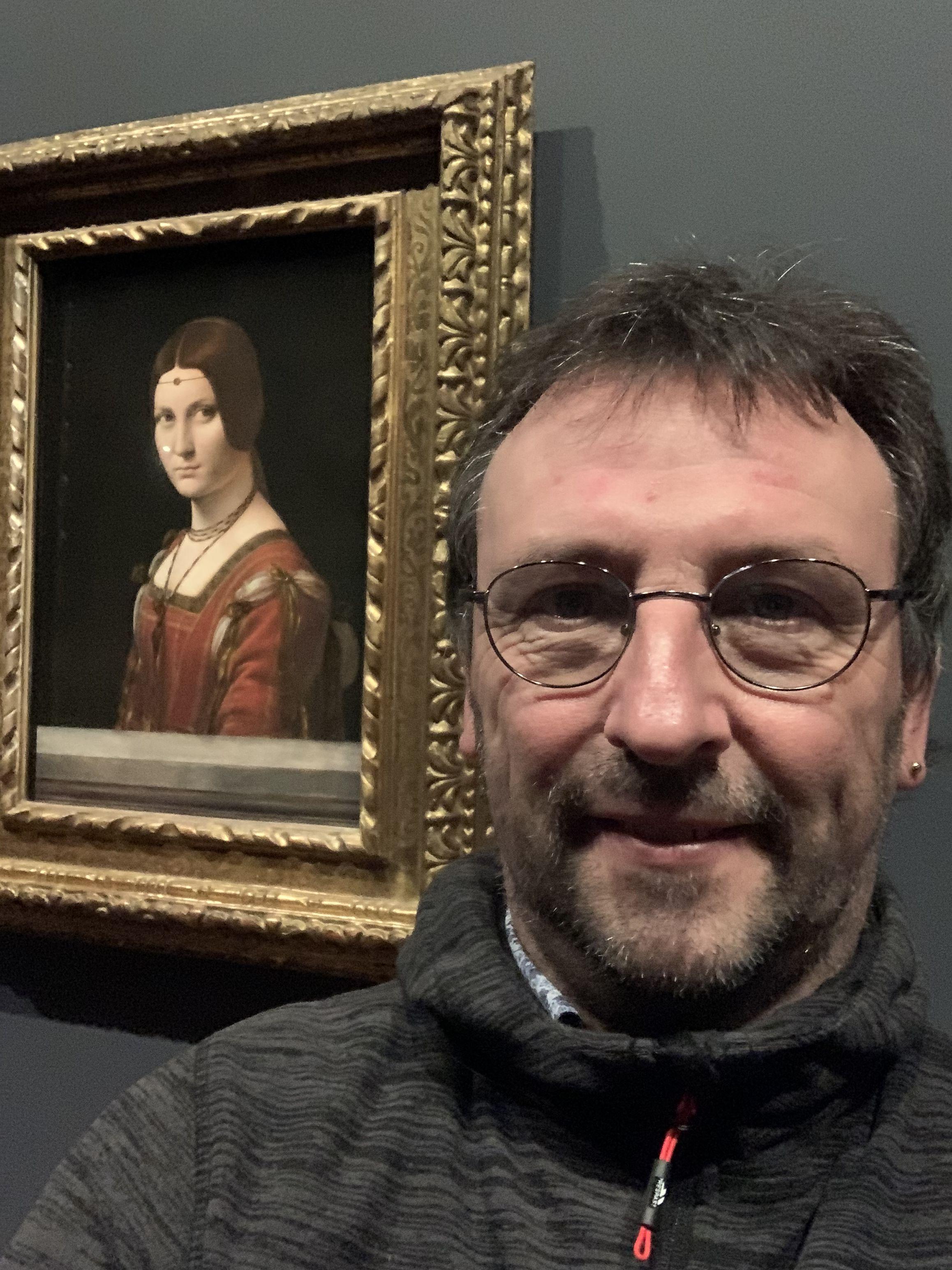 Leonardo Da Vinci Exhibition in Paris