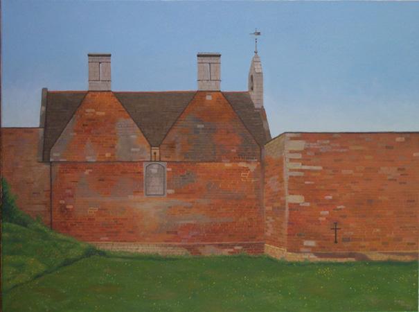 Barn at Rockingham Castle