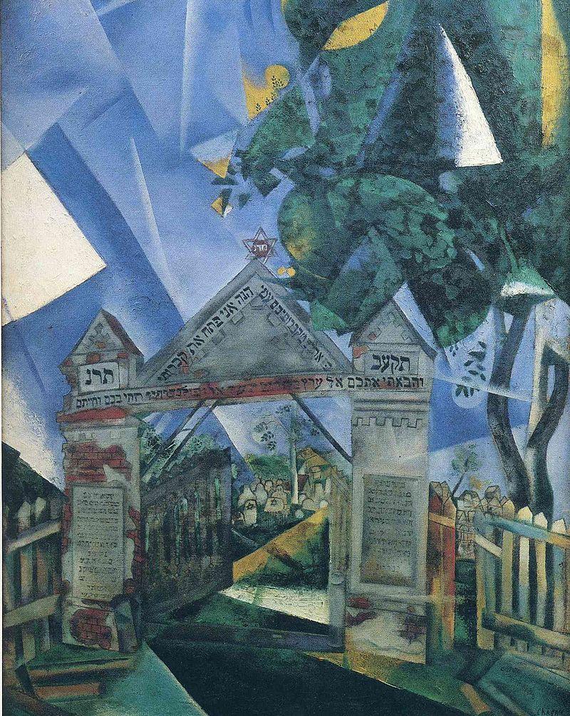 Chagall spiritual artist