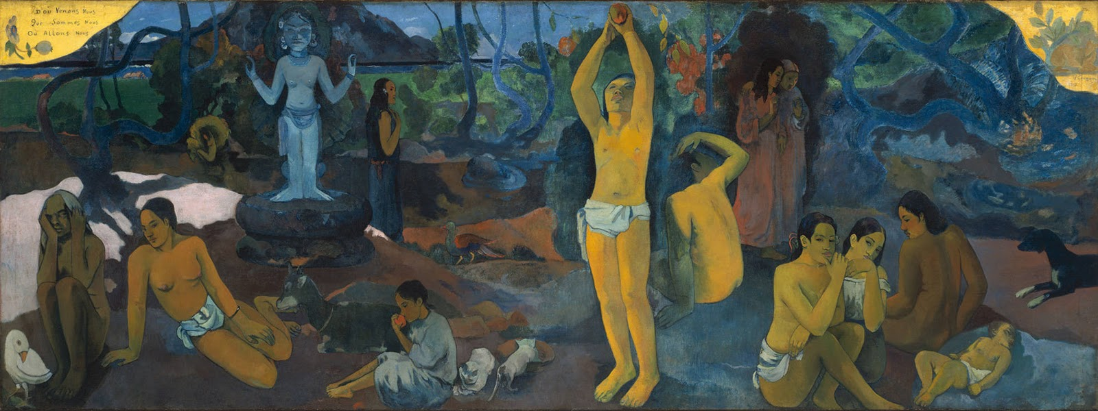 Gauguin's mystical masterpiece