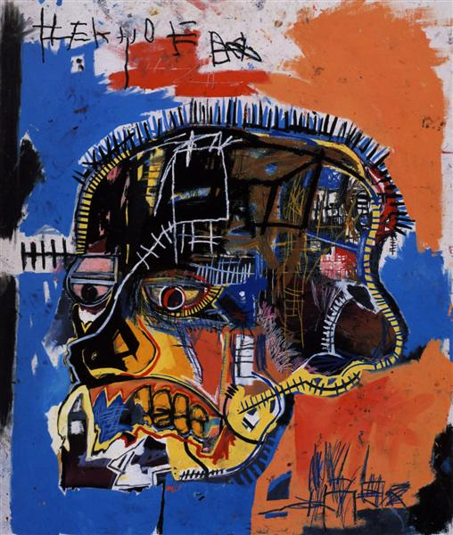 Jean Michel Basquiat rebel painter