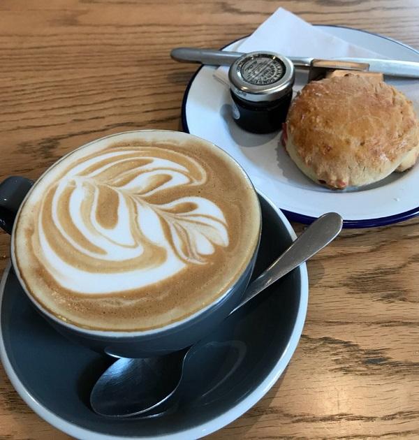 coffee as art