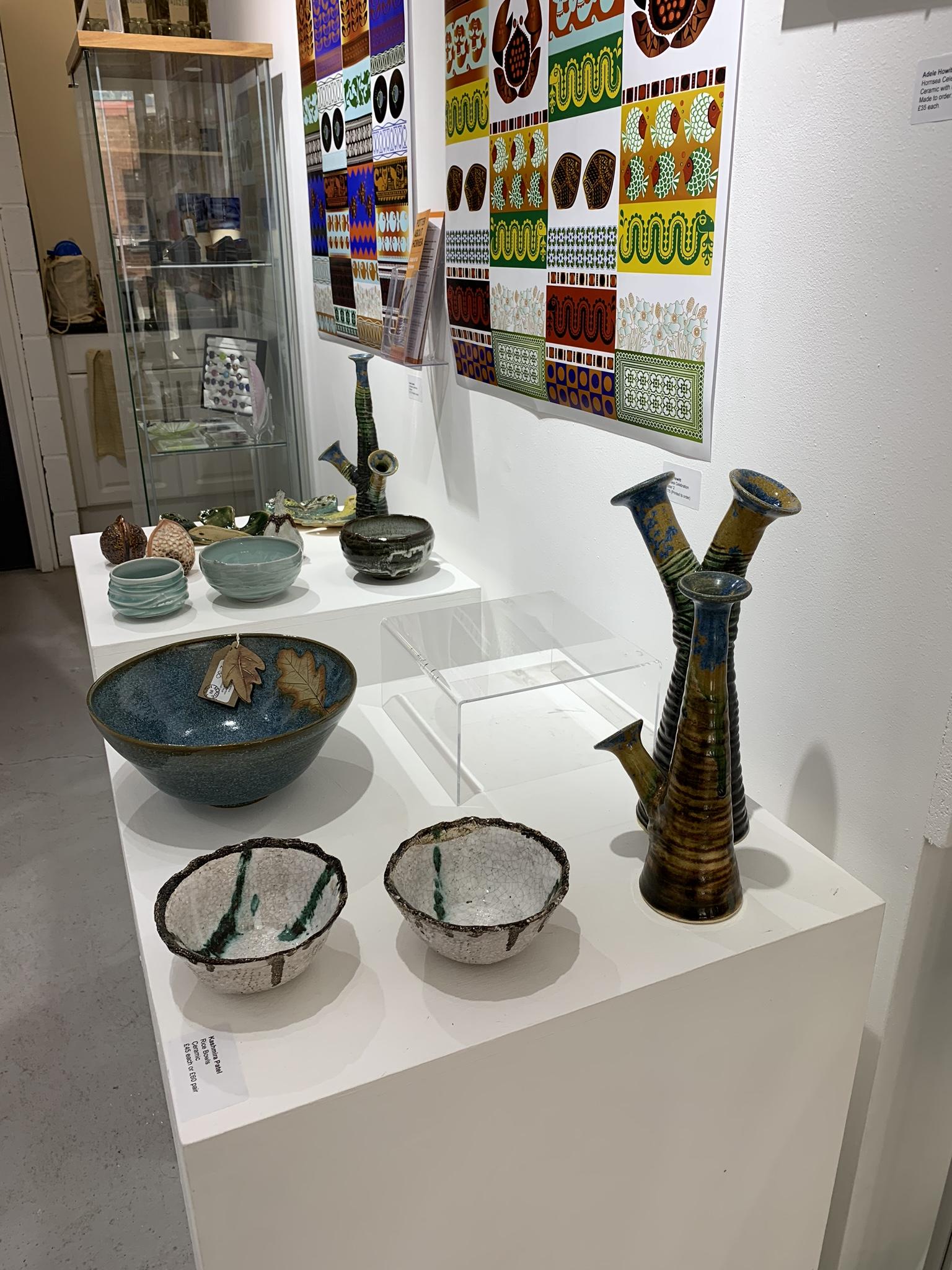 Some more interesting ceramics