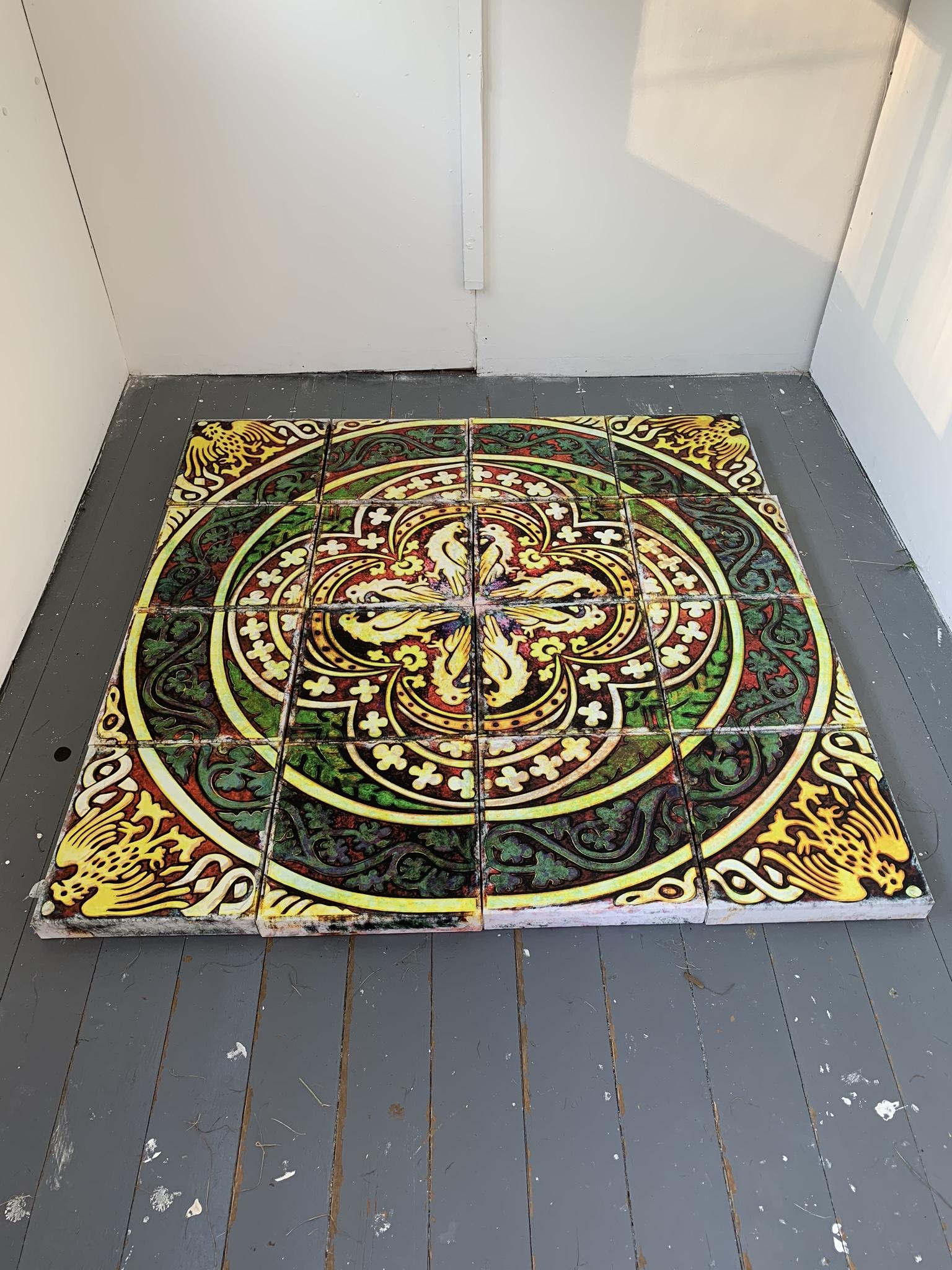 Ceramic tiles Greenbelt 2019