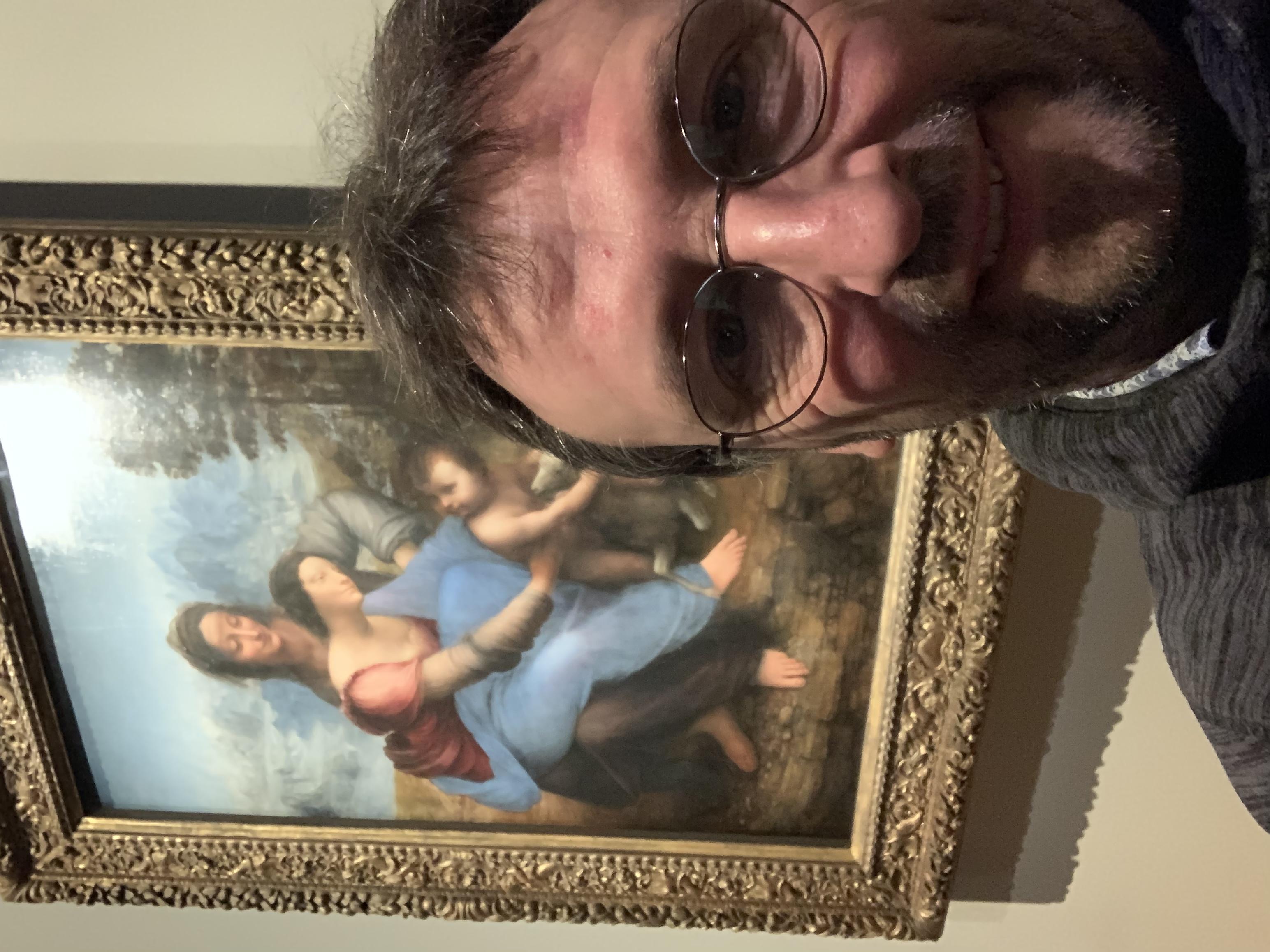 Another Leonardo masterpiece