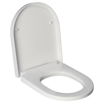 Kronenbach Tube WC-Sitz mit Absenkautomatik