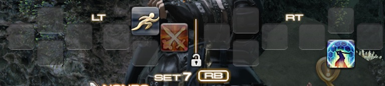 ガンブレイカーのXHB(セット7)