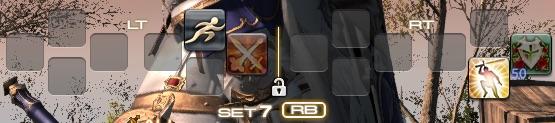 ナイトのXHB(セット7)