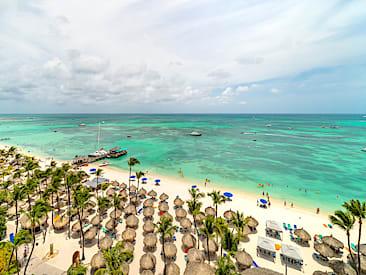 Hyatt Regency Aruba Resort and Casino, Palm Beach, Dutch Caribbean