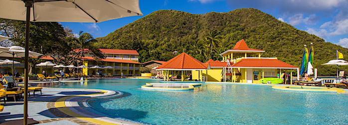 Starfish St Lucia
