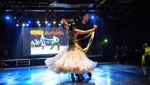 モリシタダンススタイル