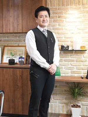 瀧坪 陽二 店長