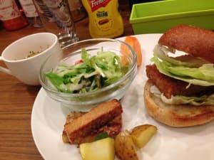ヘルシージャンクレストラン『ビックビーンファーム』