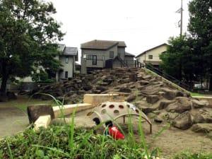 奈良三丁目市ノ久保公園「ももたろう公園」