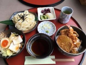 天ぷら 和食 ことぶき亭