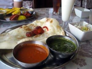 インディアン ネパーリレストラン ダルバル