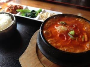 韓国家庭料理 ハンガンスンドゥブ