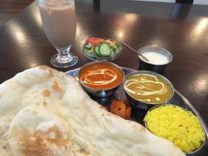 本格的インド、ネパール料理 YABIN