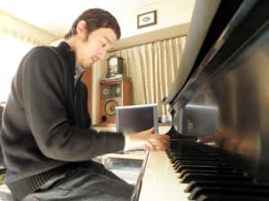 福本純也ジャズ、ラテン、ブルースピアノ教室
